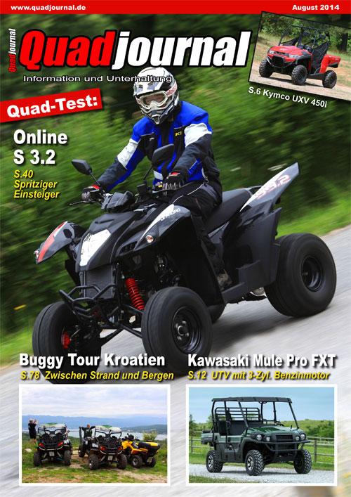 Quadjournal August 2014