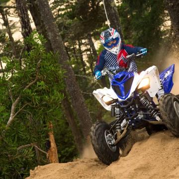 Yamaha raptor 2015