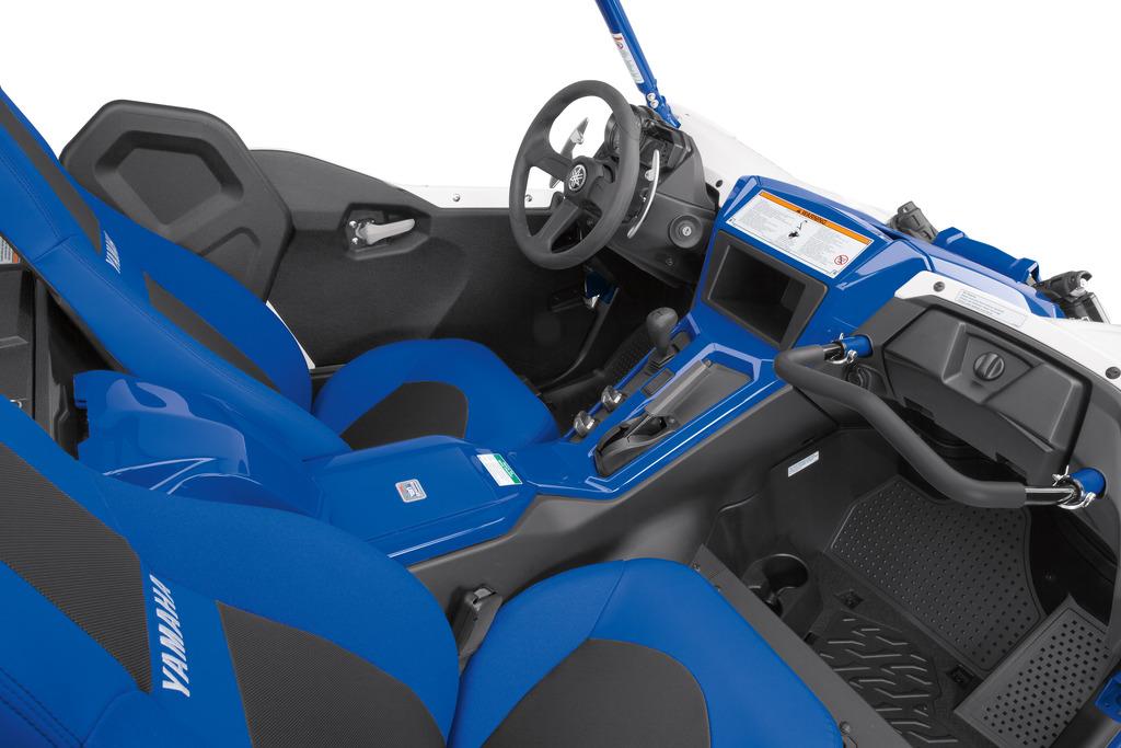 Yamaha YXZ 1000 Sport Shift - Blau