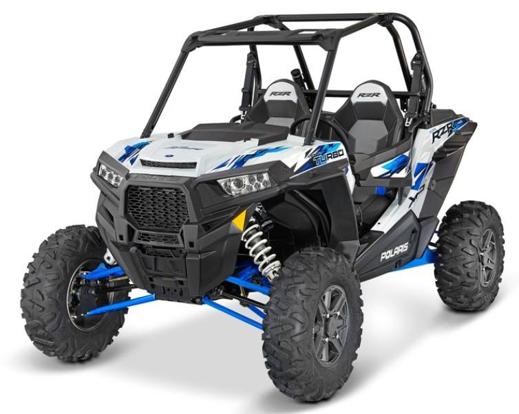 01_Polaris RZR XP Turbo EPS White Lightning_3q