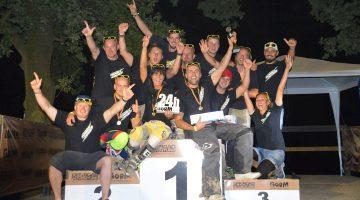 GORM Sieger 2016 in Polen: Das Team Watzinger Motorsport